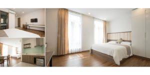 Không gian phòng ngủ cần có màu sắc hài hòa, tươi sáng