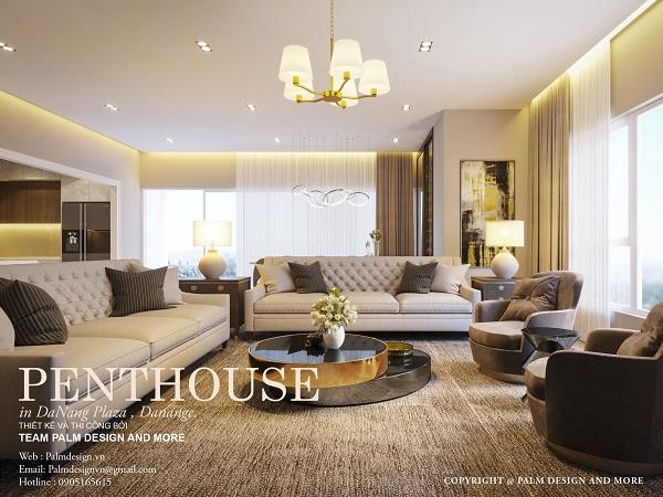 Đơn vị thiết kế nội thất chung cư uy tín, chất lượng